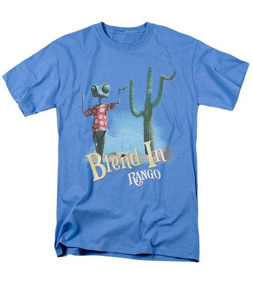 Rango - Blend In Men's T-Shirt  (Regular Fit) by Brand A