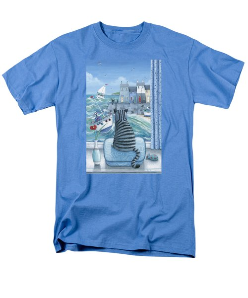 Rather Mew Men's T-Shirt  (Regular Fit) by Peter Adderley