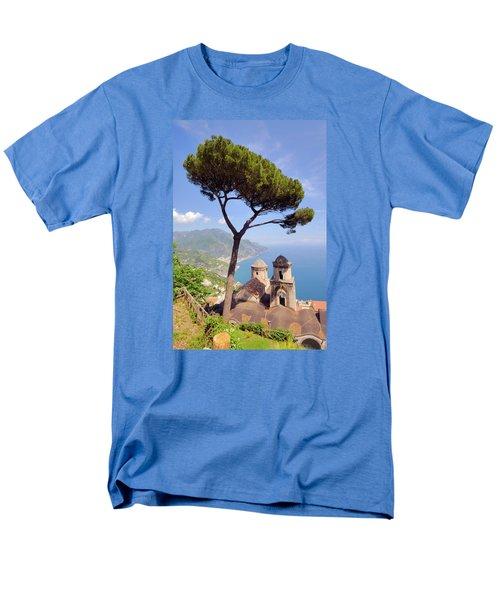 Ravello Pine Men's T-Shirt  (Regular Fit) by Alan Toepfer