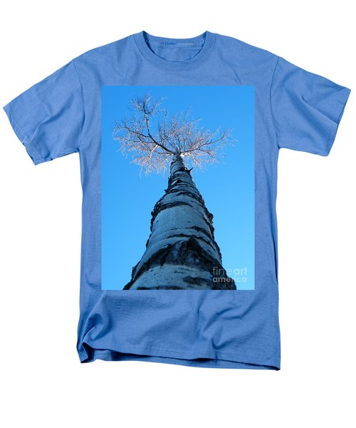 Reaching For The Light Men's T-Shirt  (Regular Fit) by Brian Boyle