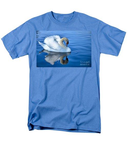 Reflecting Men's T-Shirt  (Regular Fit) by Deb Halloran