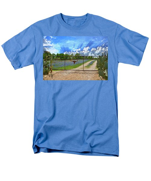Rise And Shine Men's T-Shirt  (Regular Fit) by Lynn Bauer