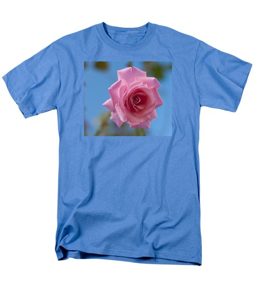 Roses In The Sky Men's T-Shirt  (Regular Fit) by Miguel Winterpacht