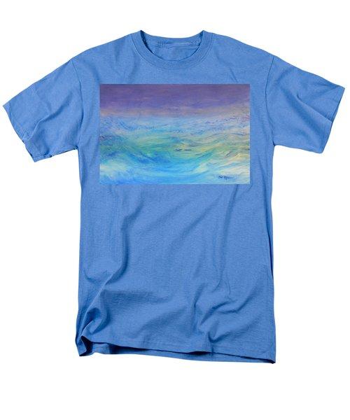 Rough Waters Men's T-Shirt  (Regular Fit) by Mark Minier