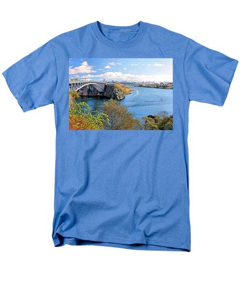 Men's T-Shirt  (Regular Fit) featuring the photograph Saint John by Kristin Elmquist