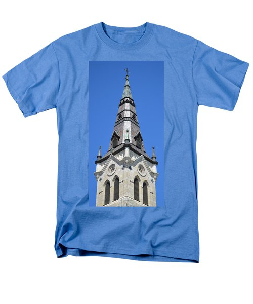 San Antonio Chuch 01 Men's T-Shirt  (Regular Fit) by Shawn Marlow