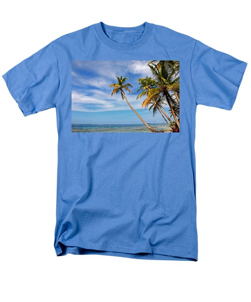 San Blas Dreaming Men's T-Shirt  (Regular Fit) by Bob Hislop