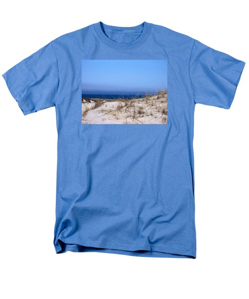 Sand And Sky Men's T-Shirt  (Regular Fit) by Catherine Gagne