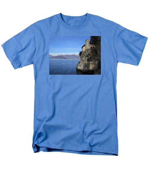 Santa Caterina - Lago Maggiore Men's T-Shirt  (Regular Fit)