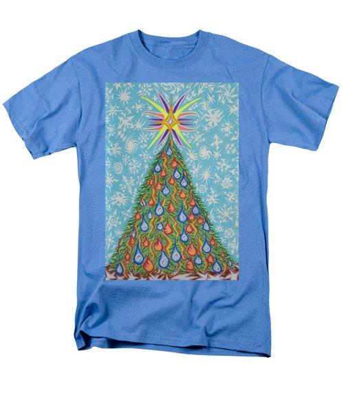 Sapin Noel Men's T-Shirt  (Regular Fit) by Robert SORENSEN