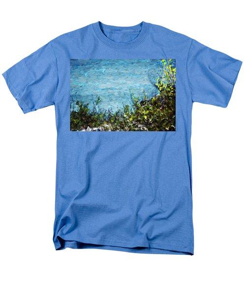 Sea Shore 1 Men's T-Shirt  (Regular Fit) by David Lane