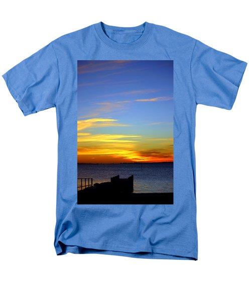 Serenity Men's T-Shirt  (Regular Fit) by Faith Williams