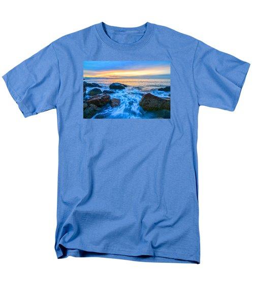 Singing Sunrise Singing Beach Men's T-Shirt  (Regular Fit) by Michael Hubley