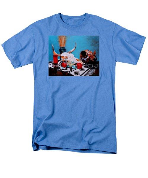 Skull Still Life Men's T-Shirt  (Regular Fit)