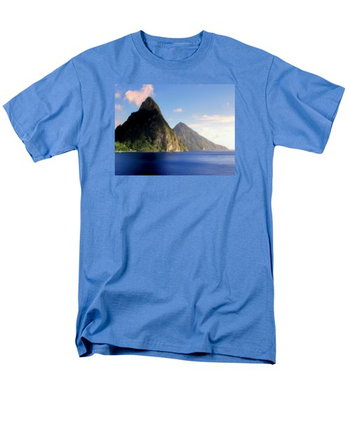Splendor  Men's T-Shirt  (Regular Fit) by Karen Wiles