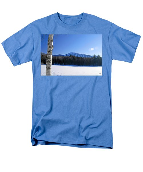 Men's T-Shirt  (Regular Fit) featuring the photograph Sugarloaf Usa by Alana Ranney
