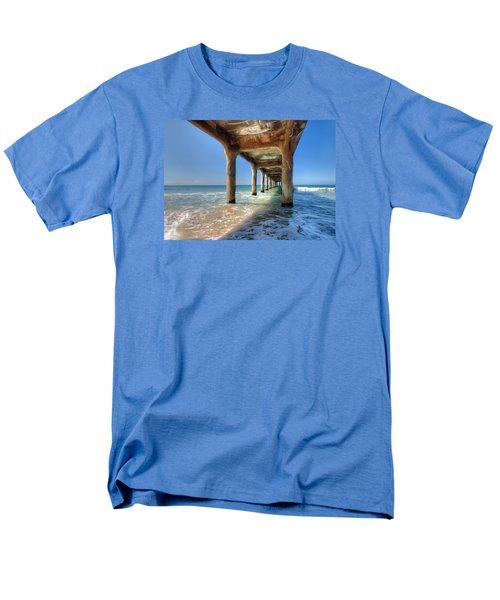 Swept Away Men's T-Shirt  (Regular Fit) by Joe Schofield
