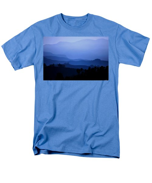 The Blue Hills Men's T-Shirt  (Regular Fit) by Matt Harang