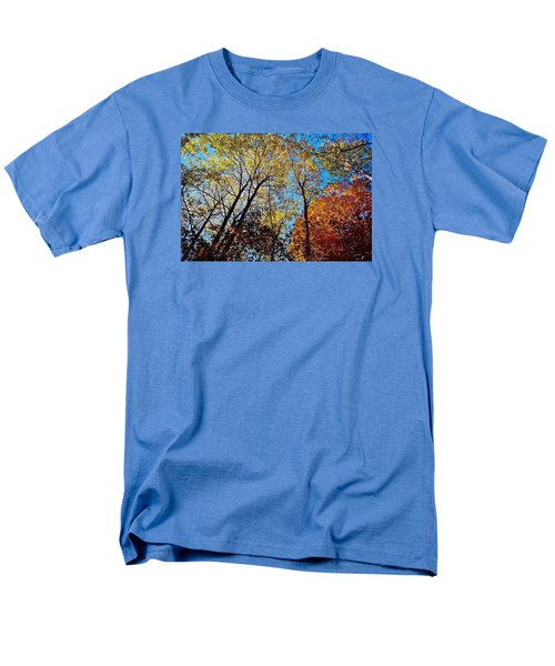 Men's T-Shirt  (Regular Fit) featuring the photograph The Canopy by Daniel Thompson
