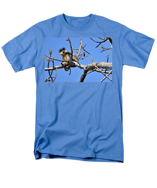 The Capped One Men's T-Shirt  (Regular Fit) by Fotosas Photography