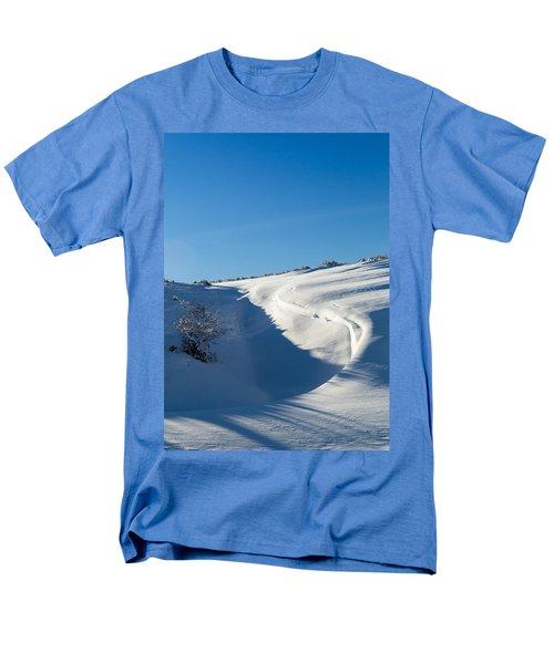 The Colors Of Snow Men's T-Shirt  (Regular Fit)