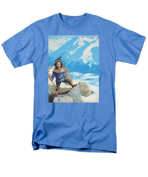 The Conquerer. Men's T-Shirt  (Regular Fit) by Vivien Rhyan