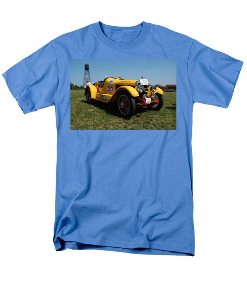 The Mercer Raceabout Roadster Men's T-Shirt  (Regular Fit) by Mustafa Abdullah