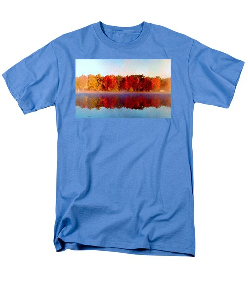 Men's T-Shirt  (Regular Fit) featuring the photograph The Other Side... by Daniel Thompson