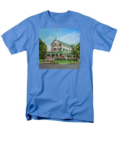 The Parker House Men's T-Shirt  (Regular Fit) by Melinda Saminski