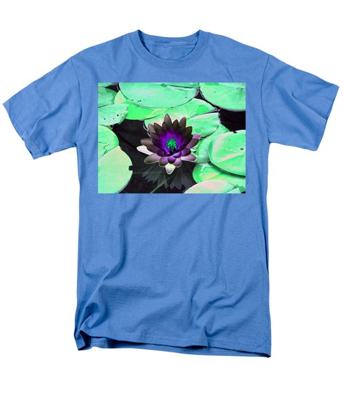 The Water Lilies Collection - Photopower 1113 Men's T-Shirt  (Regular Fit)