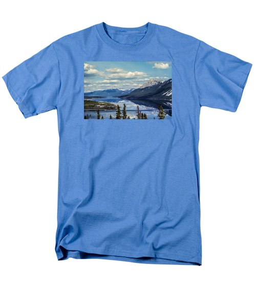 The Yukon Men's T-Shirt  (Regular Fit) by Suzanne Luft