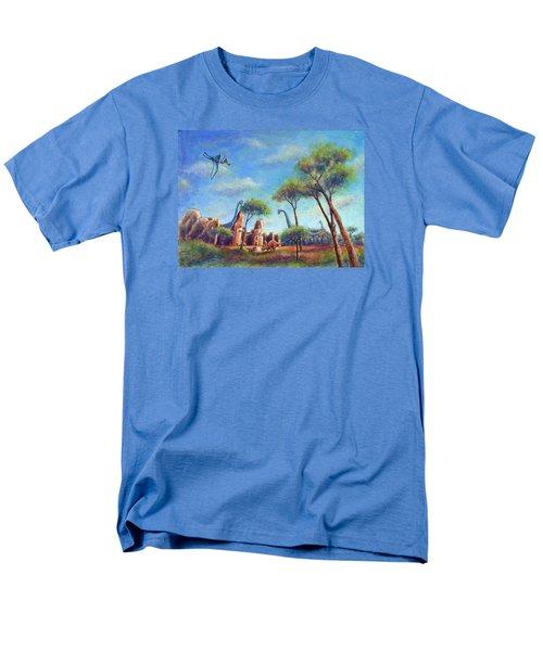 Timeless Men's T-Shirt  (Regular Fit) by Retta Stephenson