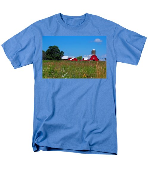 Touch Of Color Men's T-Shirt  (Regular Fit) by Dave Files