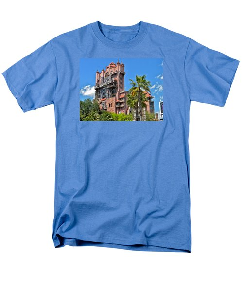 Tower Of Terror Men's T-Shirt  (Regular Fit) by Thomas Woolworth