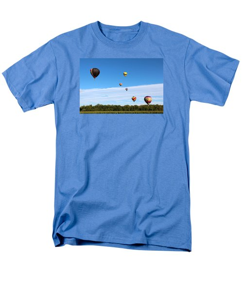 Up Up And Away Men's T-Shirt  (Regular Fit) by George Jones
