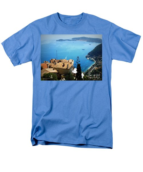 Vista From Eze Men's T-Shirt  (Regular Fit) by Lainie Wrightson