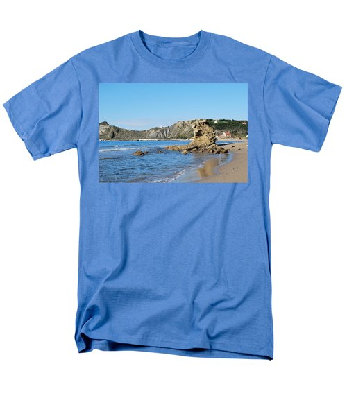 Men's T-Shirt  (Regular Fit) featuring the photograph Vouno 2 by George Katechis