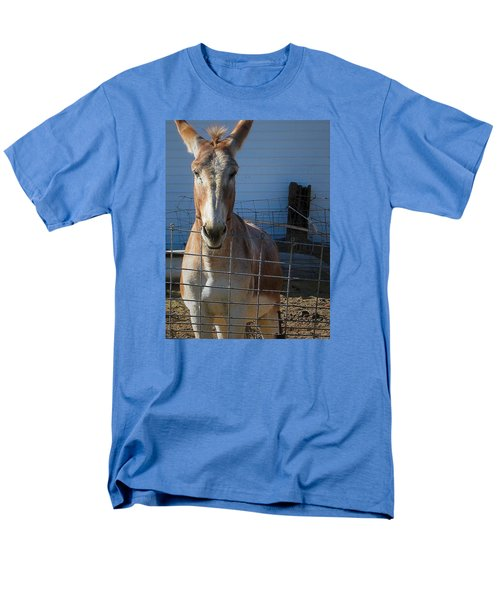 Men's T-Shirt  (Regular Fit) featuring the photograph What's Up by Nadalyn Larsen