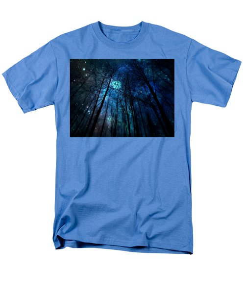 Where The Faeries Meet Men's T-Shirt  (Regular Fit) by Micki Findlay
