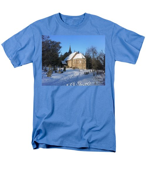 Men's T-Shirt  (Regular Fit) featuring the photograph Winter Worship by John Williams
