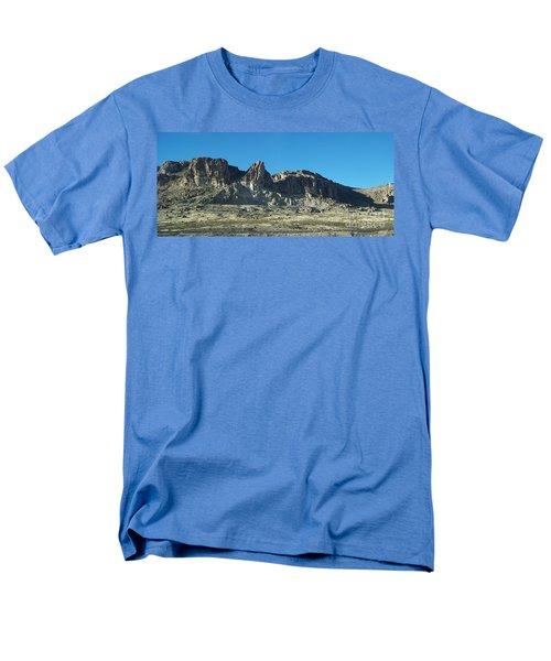 Men's T-Shirt  (Regular Fit) featuring the photograph Western Landscape by Eunice Miller