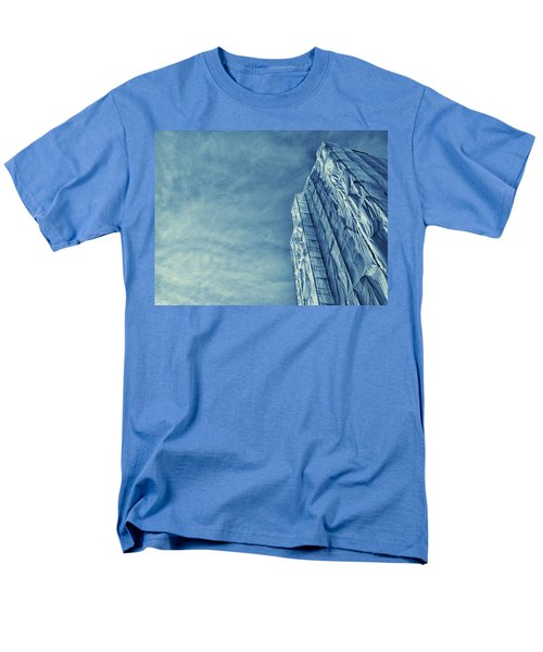 Men's T-Shirt  (Regular Fit) featuring the photograph Wrapped Cathedral by John Hansen