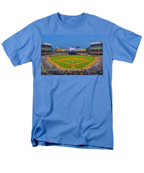 Yankee Stadium Men's T-Shirt  (Regular Fit) by Jeffrey Friedkin