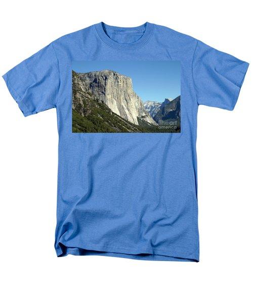El Capitan Men's T-Shirt  (Regular Fit)