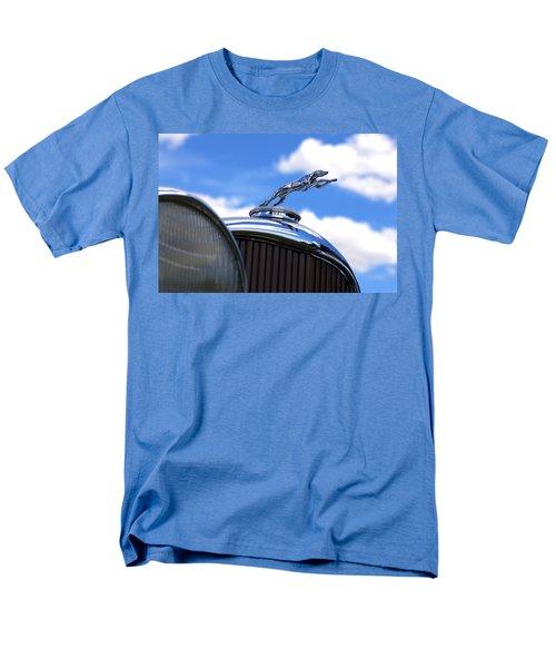 Men's T-Shirt  (Regular Fit) featuring the photograph 1932 Lincoln Kb Brunn Phaeton by Gordon Dean II