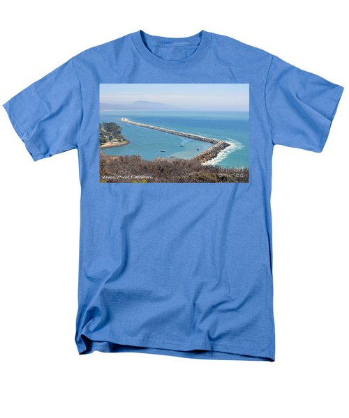 Men's T-Shirt  (Regular Fit) featuring the photograph Dana Point California 9-1-12 by Clayton Bruster