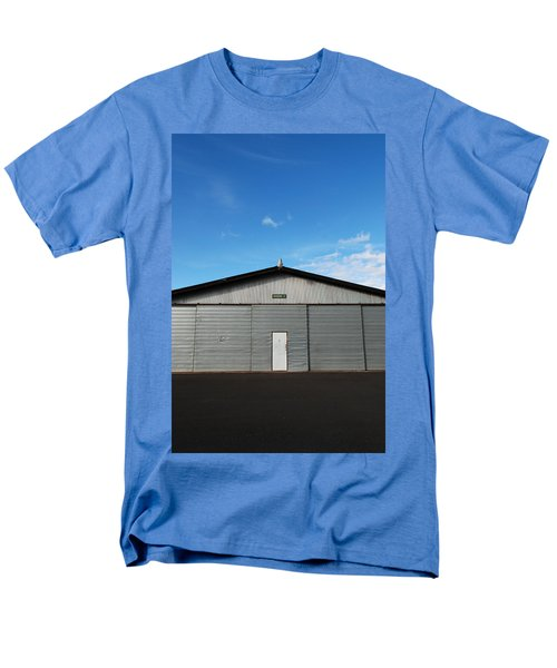 Men's T-Shirt  (Regular Fit) featuring the photograph Hangar 2 by Kathleen Grace
