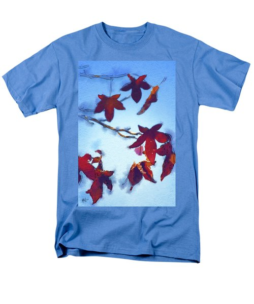 Men's T-Shirt  (Regular Fit) featuring the digital art Here Today by Holly Ethan