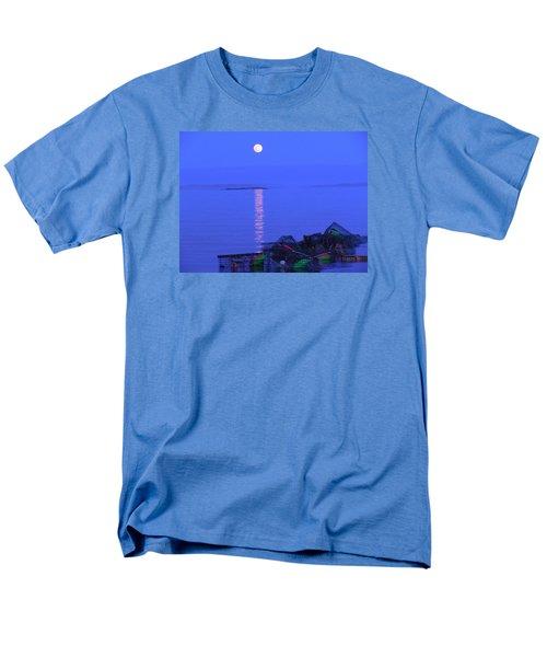 Lobstering Moon Men's T-Shirt  (Regular Fit)