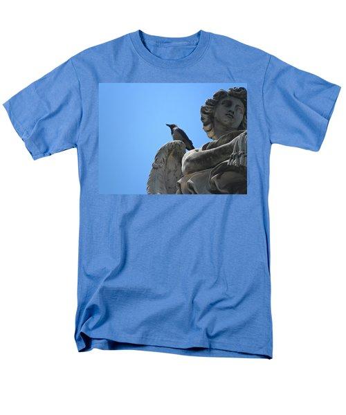Men's T-Shirt  (Regular Fit) featuring the photograph Lookout by Laurel Best
